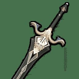 Todo sobre el Claymore Gran Espada Real de Genshin Impact