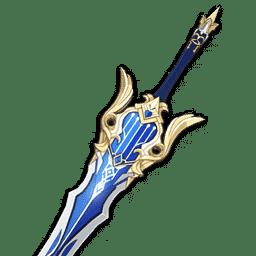 Todo sobre el Claymore Oda de los Pinos de Genshin Impact