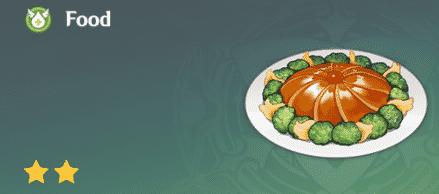 Abulón vegetariano en Genshin Impact