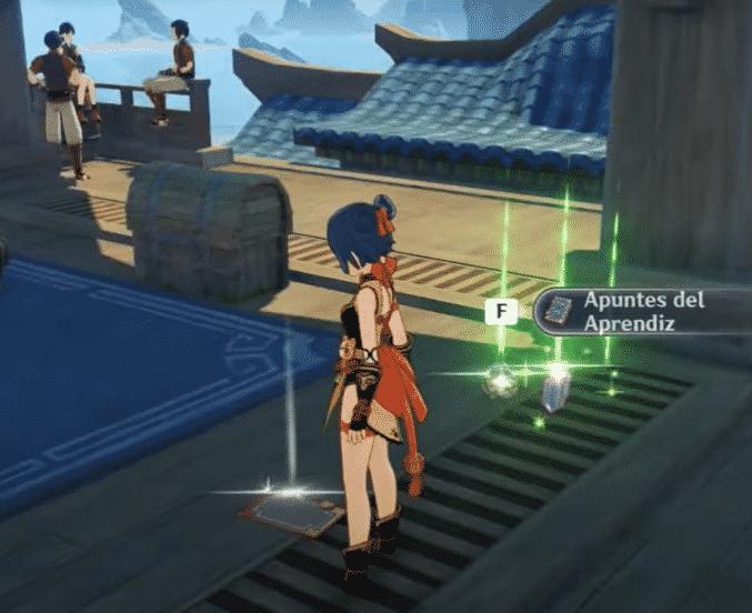 ¿Cómo Completar El solitario barco de Guyun en Genshin Impact?