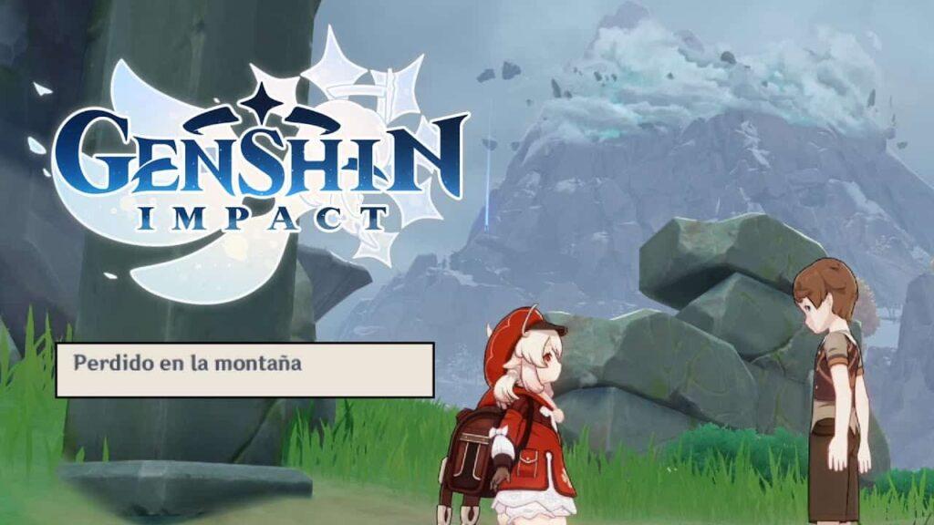 ¿Cómo completar Perdido en la Montaña en Genshin Impact?