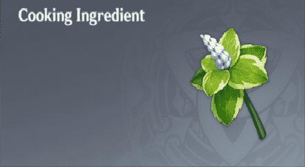 Sopa vegetariana de rábano en Genshin Impact