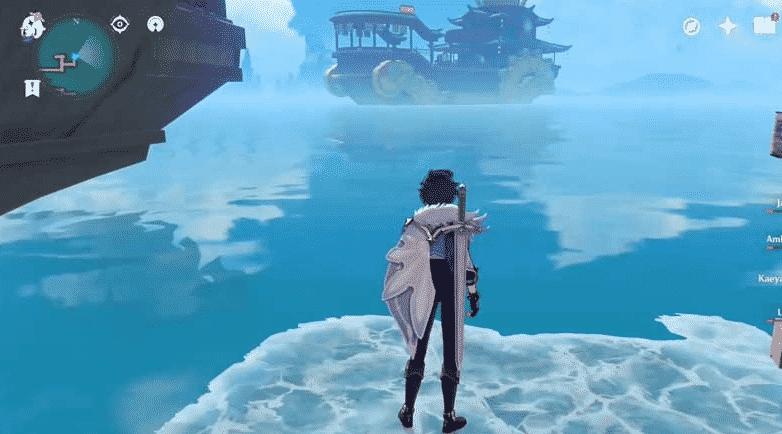 ¿Cómo completar La Perla del Océano en Genshin Impact?