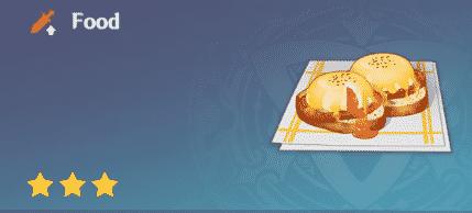 Sándwich del aventurero en Genshin Impact